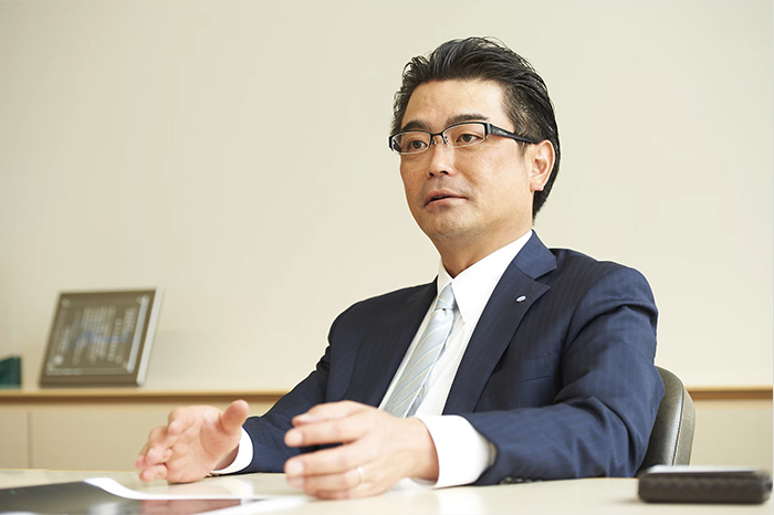 Representative Director and President Kunihiko Endo