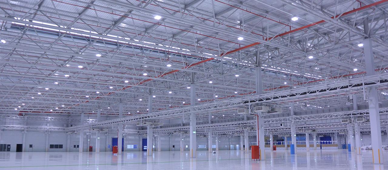 High Bay Product Topics Endo Lighting Corp